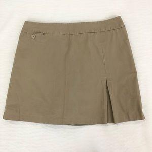 Dockers Khaki Skirt